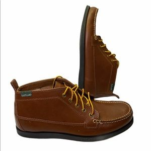 Eastland seneca tan men's chukka boot New